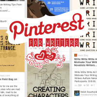 Pinterest Tips & Tricks for Writers